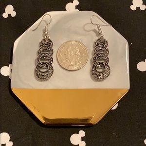 Jewelry - SALE 5 for $15 Beautiful long dangle earrings!